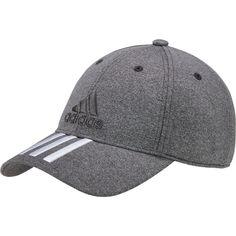 394a646cda4 The adidas 3 Stripe Baseball Cap offers added style and sport substance no  matter when you intend to wear.