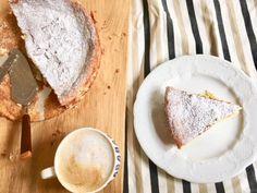 Rezept für Mandelkuchen ohne Mehl – dafür mit Frischkäse – Ganz normale Mama