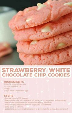 Fun Baking Recipes, Easy Cookie Recipes, Sweet Recipes, Cooking Recipes, Easy Microwave Recipes, Fun Desserts, Delicious Desserts, Yummy Food, Tasty