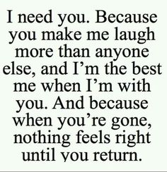 ... I LOVE YOU.