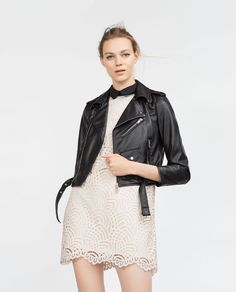ZARA - PROMOCIJA - LACE DRESS