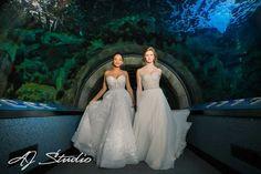 Cincinnati Wedding | Bridal Pampering Party at Newport Aquarium | March 2016 | AJ Studio Photography