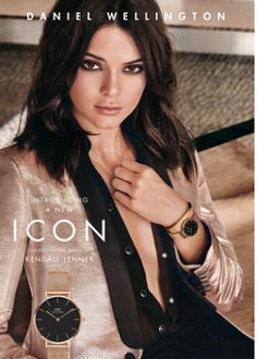 frumpy to funky: Daniel Wellington announce Kendall Jenner as their...