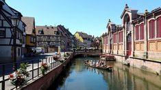 A Day Trip to Colmar, France