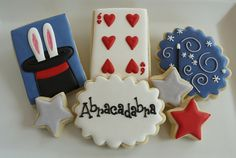 Magician Cookies | Flickr - Photo Sharing!