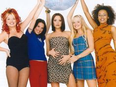 The Spice Girls Debut Viva Forever! The Musical / Photo Courtesy of EMI Music
