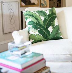 Design Your Own Custom Tropical Pillows - The Hawaiian Home