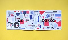 A to Zakka, illustrated by Charlotte Trounce