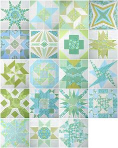 I love these colors.  amy butler midwest modern quilt#Repin By:Pinterest++ for iPad#