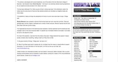 News article in the Herd on Campus (now GCU Today) - the Grand Canyon University online student news paper (Page 2 of 2)