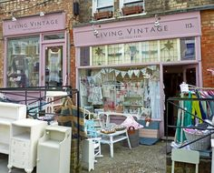 Living Vintage Northcote Road, Homegirl London