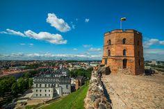 Top 10 Postcard-Pretty European Old Towns