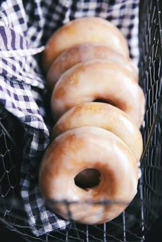 Vegan Glazed Donuts - These taste better than Krispy Kreme!: