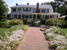 Bloemendaal House, Lewis Ginter Botanical Garden in Richmond, VA (reception)