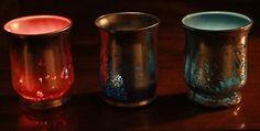 DIY Home Decor DIY mercury glass votive cup