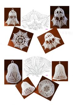Crochet Angels, Crochet Art, Thread Crochet, Crochet Doilies, Crochet Flowers, Crochet Snowflake Pattern, Christmas Crochet Patterns, Holiday Crochet, Crochet Snowflakes