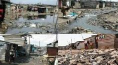 Health alert: Adina residents wallow in insanitary condition | Ghana Fame | The real Motherland