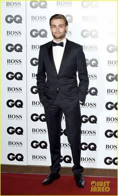 benedict cumberbatch douglas booth gq men of the year awards 2014 06 Benedict Cumberbatch is dapper in black while attending the 2014 GQ Men of the Year Awards held at The Royal Opera House on Tuesday (September 2) in London, England.…