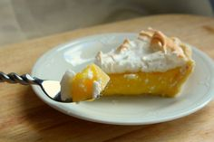 Three reasons you shouldmake lemon whey pie: 1. Itis amouth-watering way to use up extrawhey- a very common problem if you make a lot of cheese or own dairy goats or cows. 2. It's delightfully old-fashioned and just happens to come from the 1965 edition of the Farm Journal's Complete Pie Cookbook which belonged to …