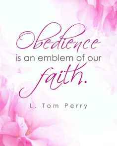~ L. Tom Perry