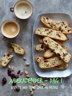 You searched for Biscotti - Mat På Bordet Biscotti, Sweet Treats, Cookies, Baking, Ethnic Recipes, Desserts, Food, Sweet Stuff, Drinks
