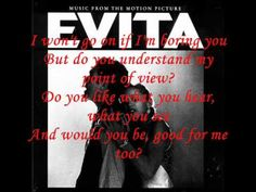 I'd be Surprisingly Good for You - Madonna - with Lyrics