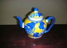 Tea Pot, tea cup/saucer, wine glasses, candlesticks - $5 (Annapolis)