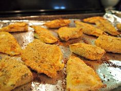 Kid friendly fish sticks recipe using Reynolds products