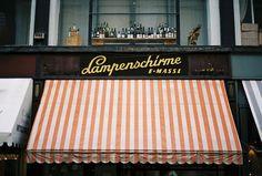 Viennese Shop Front
