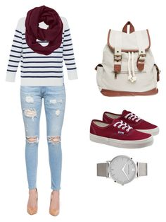 """""""Ready for fall"""" by angiebuzh ❤ liked on Polyvore featuring rag & bone/JEAN, HANIA by Anya Cole, Wet Seal, Vans, Athleta, Larsson & Jennings, women's clothing, women's fashion, women and female"""