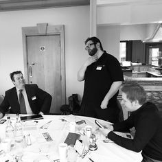 Networking #rocks - the essence of teamwork at BforB! Even with his poor throat Russell does mime whilst Dave reads his 60 seconds. If you want to show character & competence in your networking ask us how #today! :-) #staffordshire #stafford #networking #stoke #mentoring #referral #marketing #reputation #building #socialmedia #focus #wordofmouth #leadgeneration #leads #fun #BforB #BRNUK #cannock #business #growth #startups #entrepreneurs #character #competence