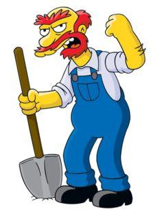 The Simpsons│ Los Simpson - - - - - - Homer Simpson, Bart And Lisa Simpson, Simpson Tv, The Simpsons Movie, Simpsons Characters, Simpsons Art, Disney Characters, Cartoon Cartoon, Geeks