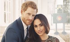 Prince Harry, Meghan Markle, Atomelec- The official photo by Gille Monte Ruici