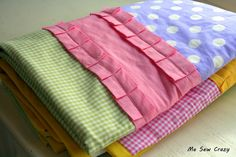 how cute is this :D I want to start quilting sooo bad!!