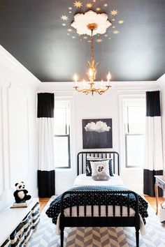 Made For Dreaming - These Painted Ceilings Are Giving Us Life - Photos