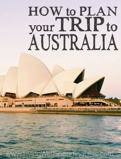 Thinking of heading Down Under? With so much to do and see, a big international trip can sometimes feel overwhelming, but it doesn't have to be! Don't miss these insider tips for how to plan a trip to Australia you'll never forget!