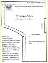 Dog diaper pattern | Mimi & Tara