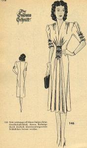 robe 1940 (1 modèle)