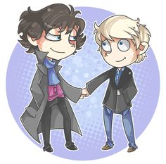 Best friends hold hands. by *Ebonshire on deviantART