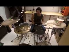 Fall Out Boy - Patron saint of liars and fakes - Michael van Dyk Drum Cover Drum Cover, Patron Saints, Fall Out Boy, Drums, Van, Boys, Youtube, Ninjas, Baby Boys