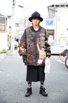 Kei (@kekekekeii) - Photographed by Kira/TokyoFashion.com