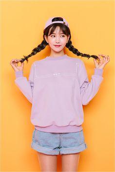 Flutter Sailor Tee | Korean Fashion