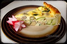 Slaný quiche koláč • recept • bonvivani.sk