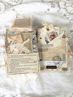 Vintage Heirloom Journal Believe