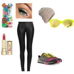 My 2nd Look My Style, Polyvore, Image, Fashion, Moda, Fashion Styles, Fashion Illustrations