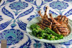 Popcorn Crumbed Lamb Cutlets & Harissa Marinated Lamb Cutlets   Chew Town Food Blog