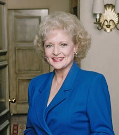 Betty White as Blanche Devereaux on   21 TV Characters That Could Have Been Completely Different