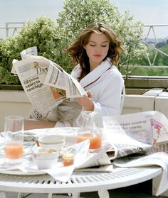 Morning papers