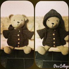 Boris de beer gehaakt