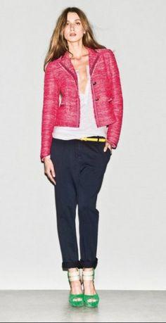 97545ca3d1d0 Dalla collezione primavera estate 2013 di abbigliamento Pinko ...
